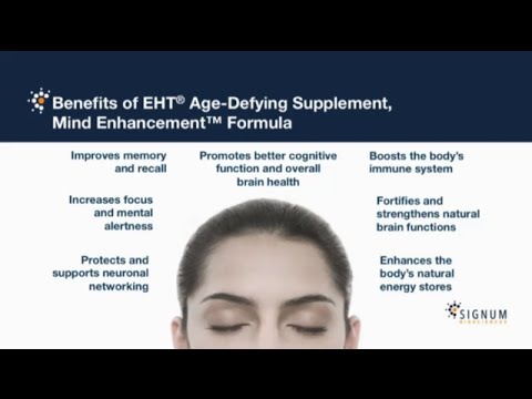 EHT Benefits